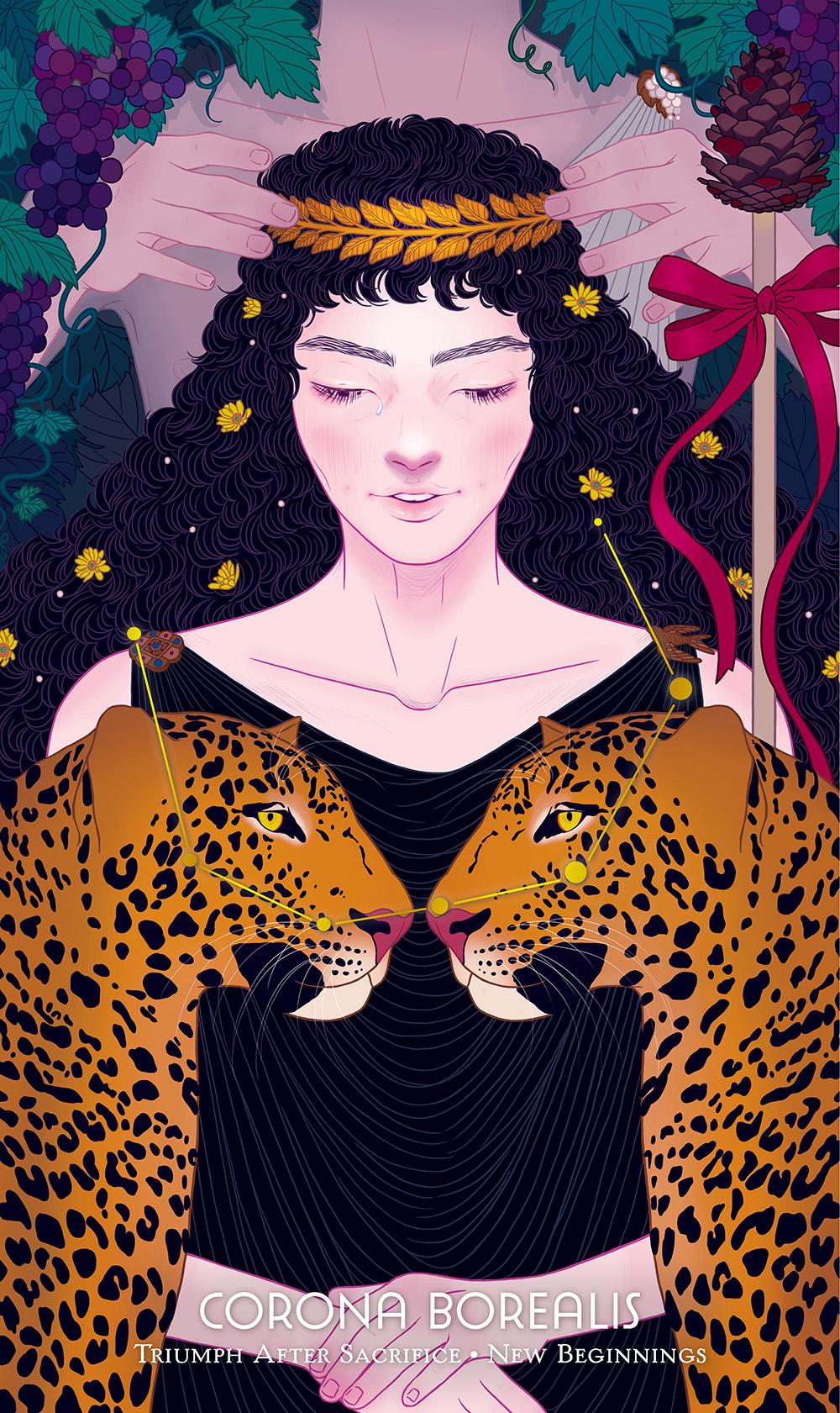 """""""Corona Borealis"""" by Jongmee"""