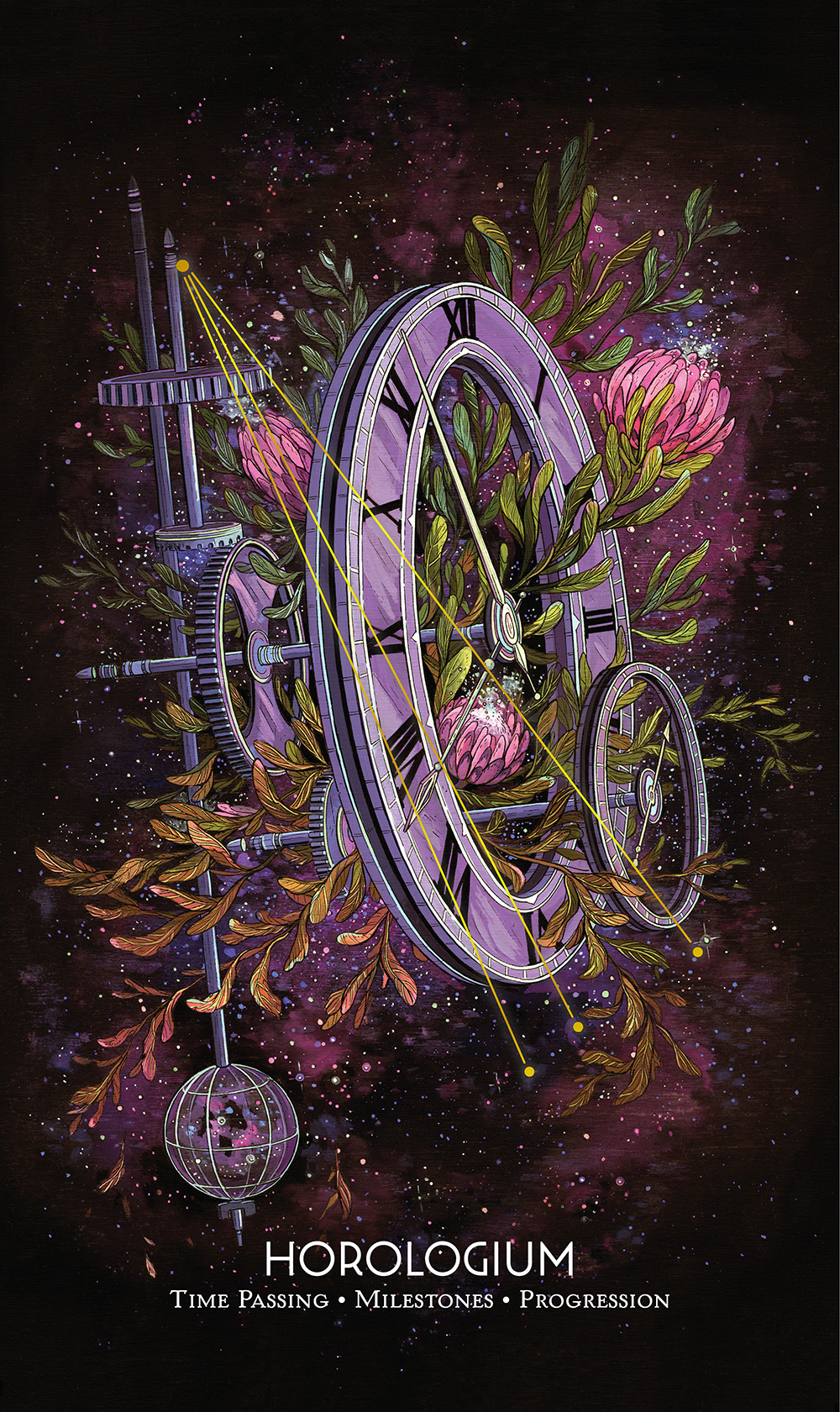 """Horologium"" by Nicole Gustafsson"
