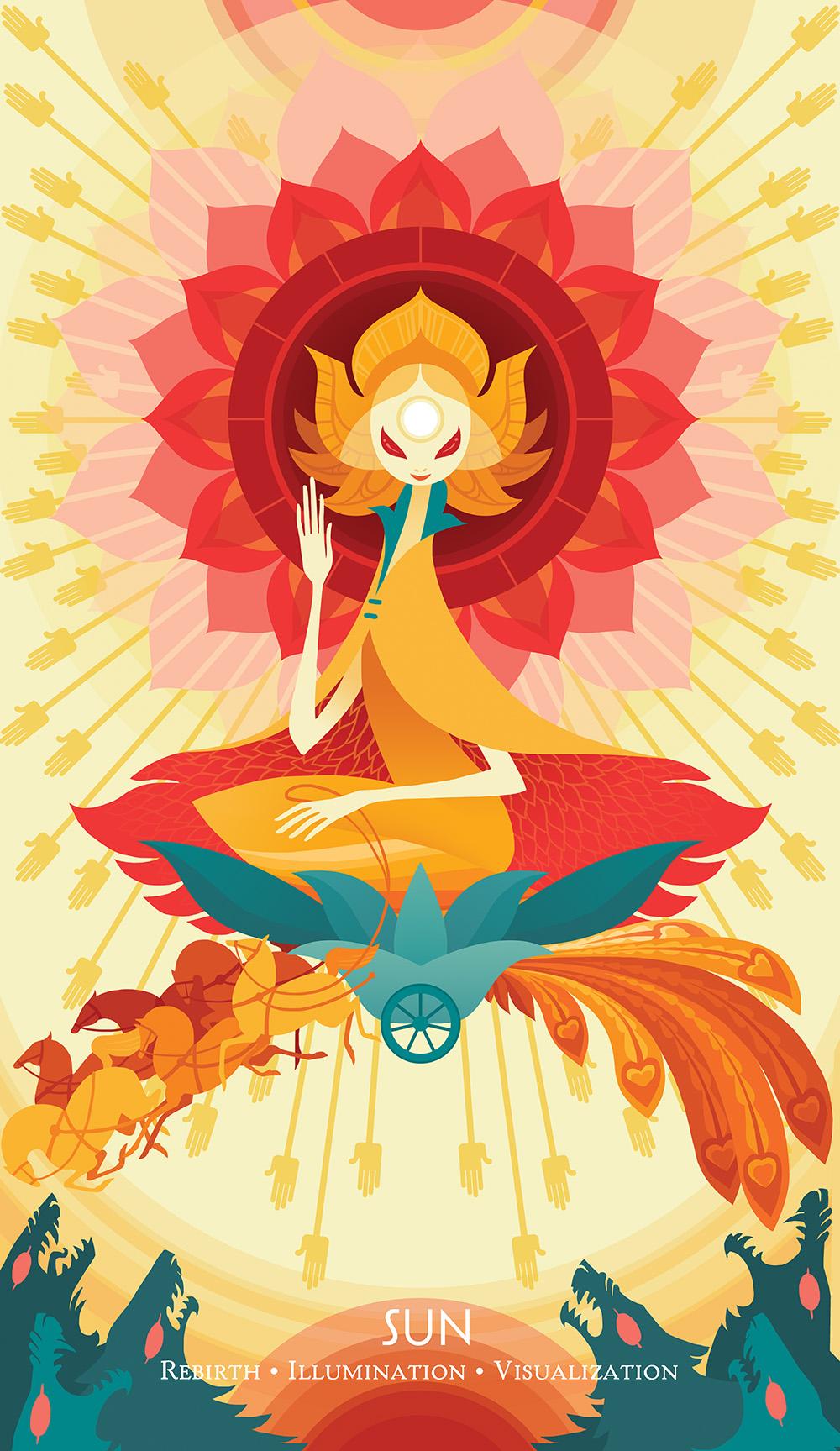"""""""Sun"""" by Yoshi Yoshitani"""
