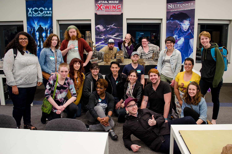 Game Night at Fantasy Flight Games
