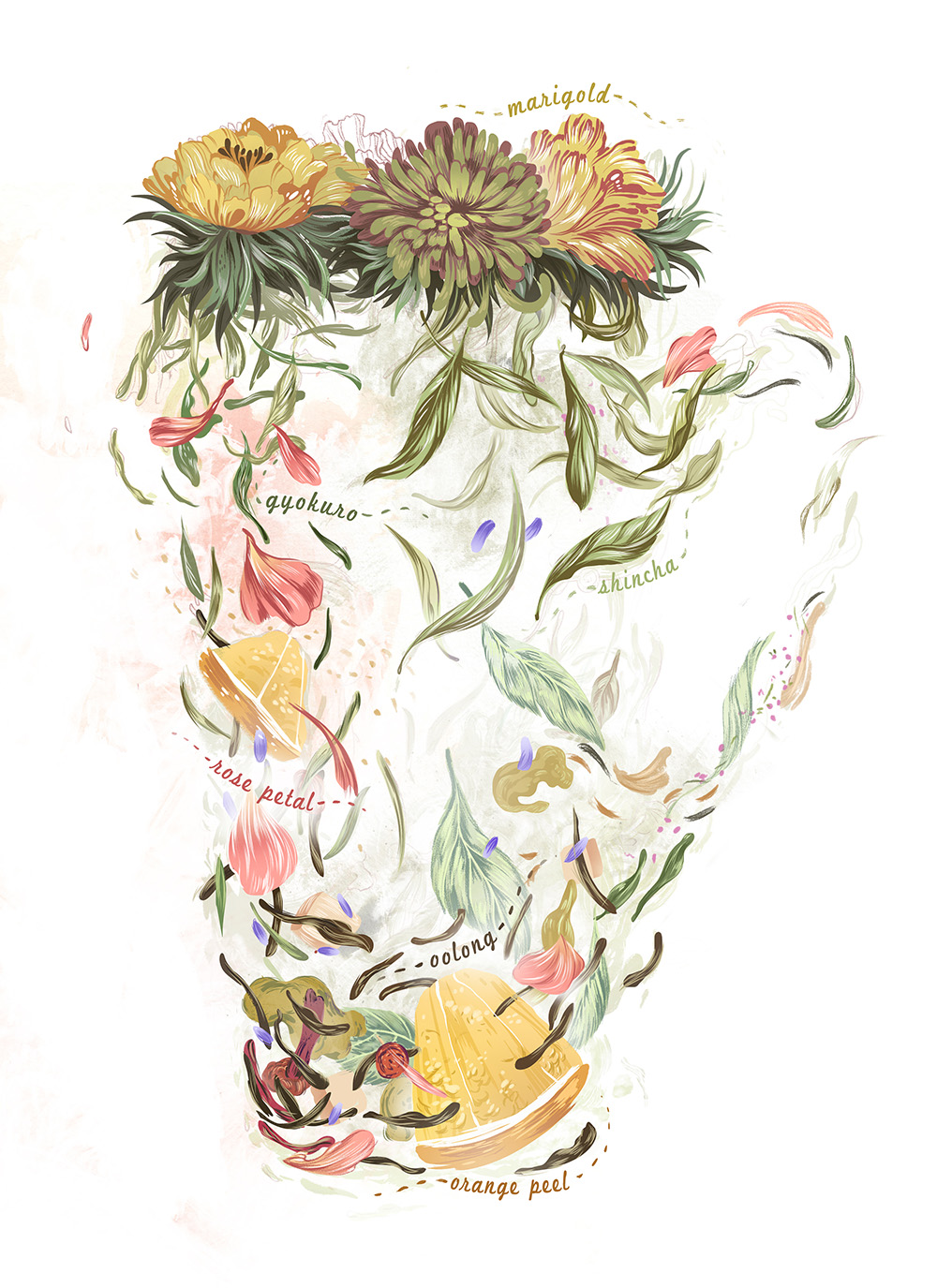 """Daily Ritual"" by Corinne Reid"
