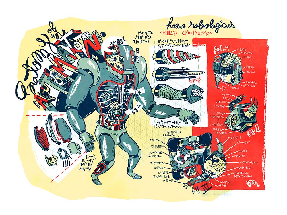 """Anatomy of an Automaton"" by Brett Martin"