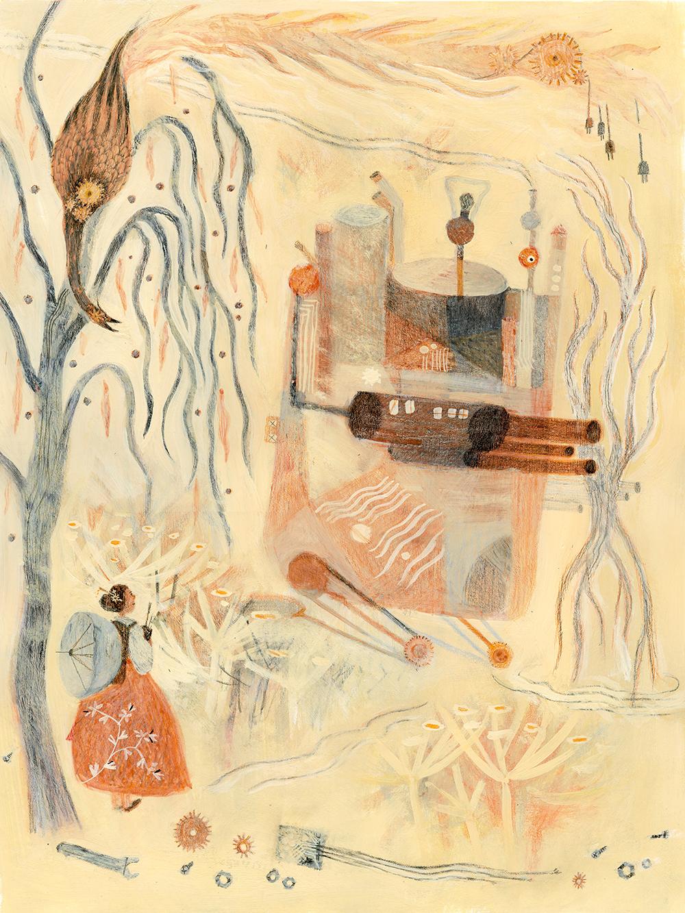 """""""Scrapbot"""" by Priscilla Boatwright"""