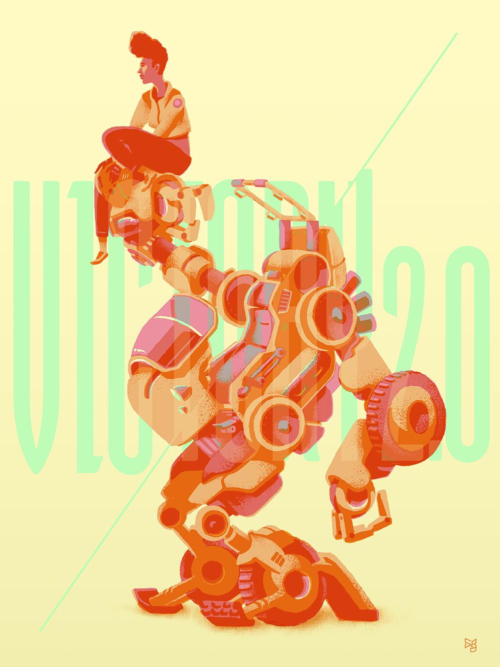 """Victory 2.0"" by Jesse Lindhorst"