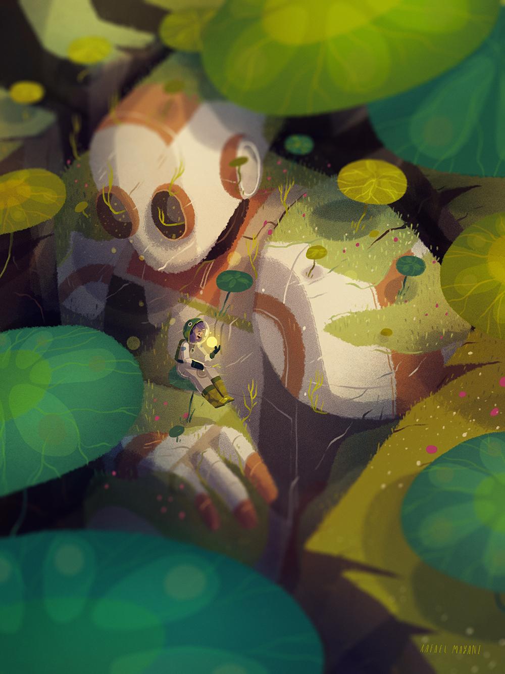 """""""Lifelight"""" by Rafael Mayani"""