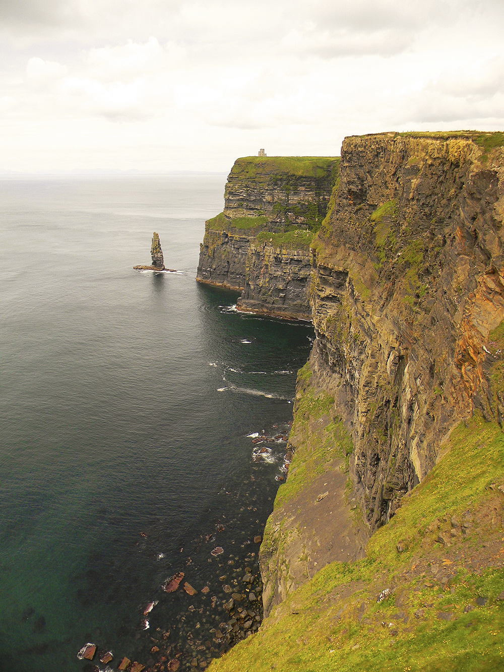 The Cliffs of Moher, Co Clare, Ireland