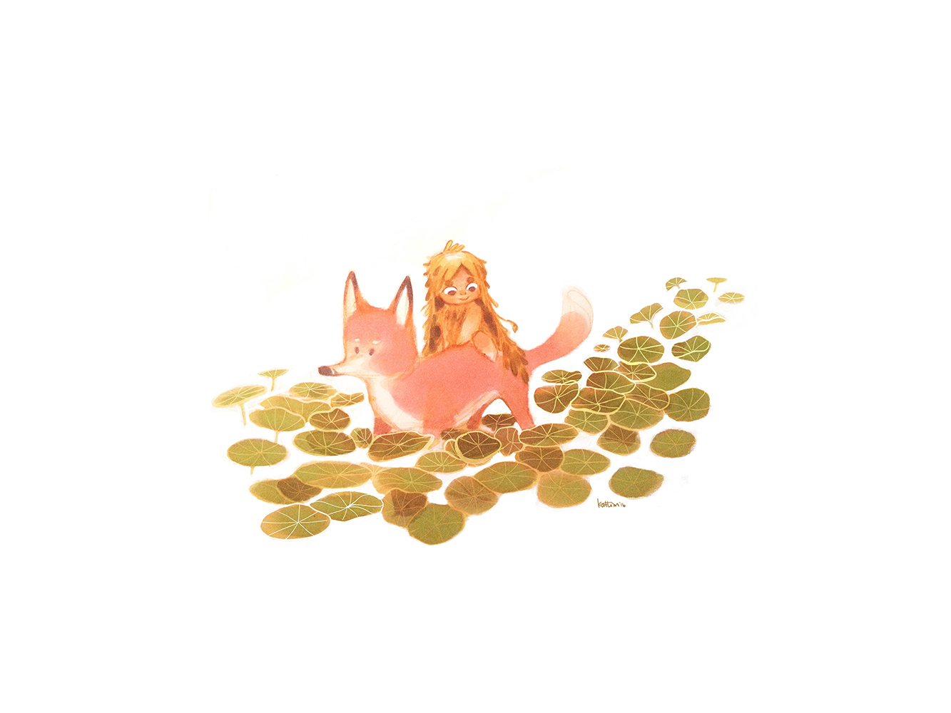 """""""Willow Girl"""" by Katherine Lim"""