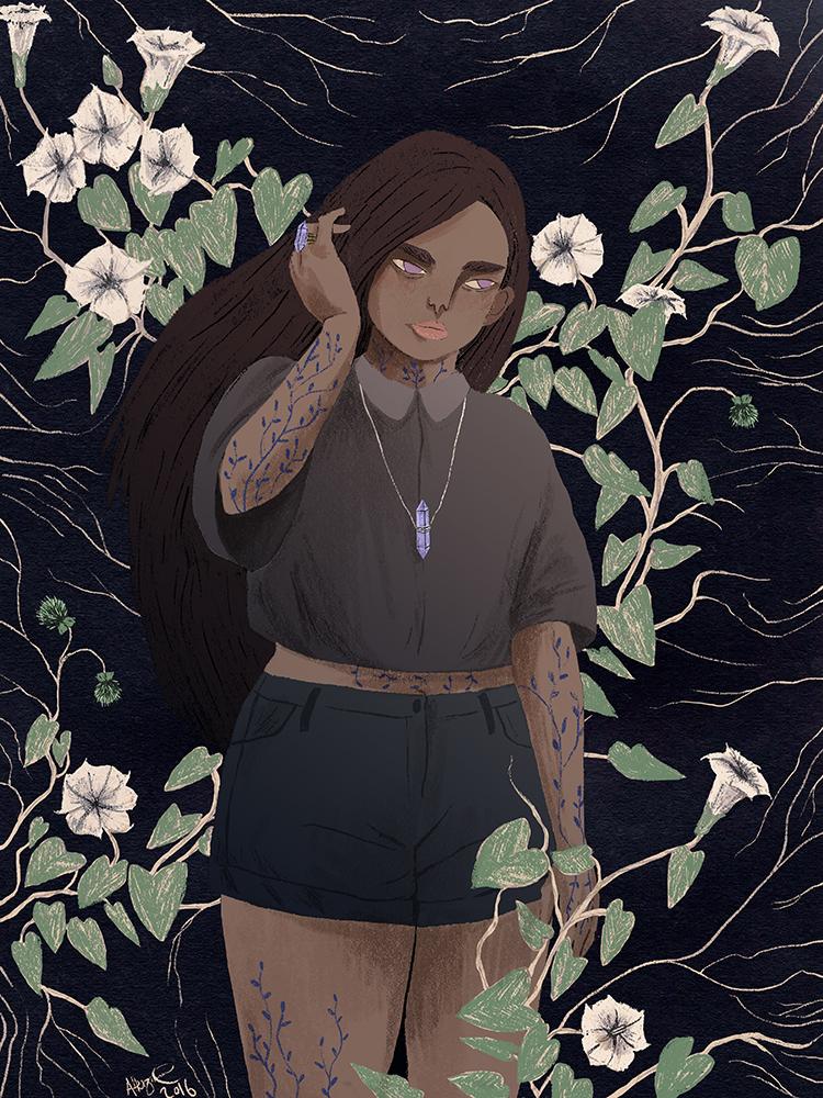 """I Dreamed of Unease"" by Amanda Herzman"