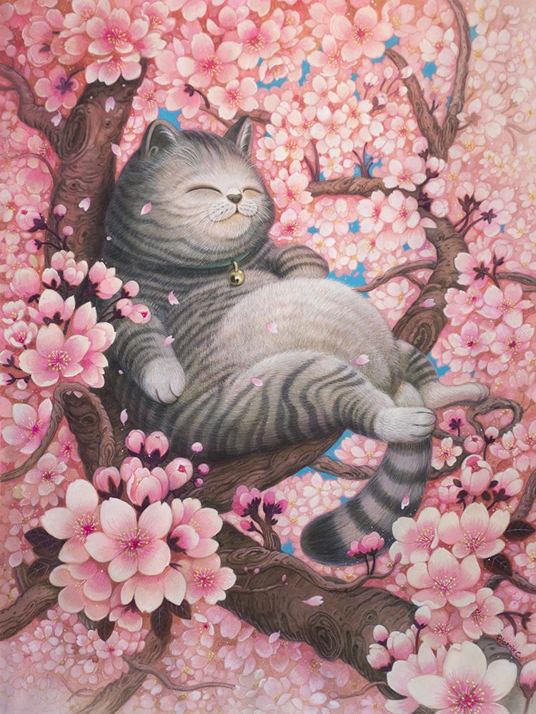 """Sakura"" by Phoenix Chan"