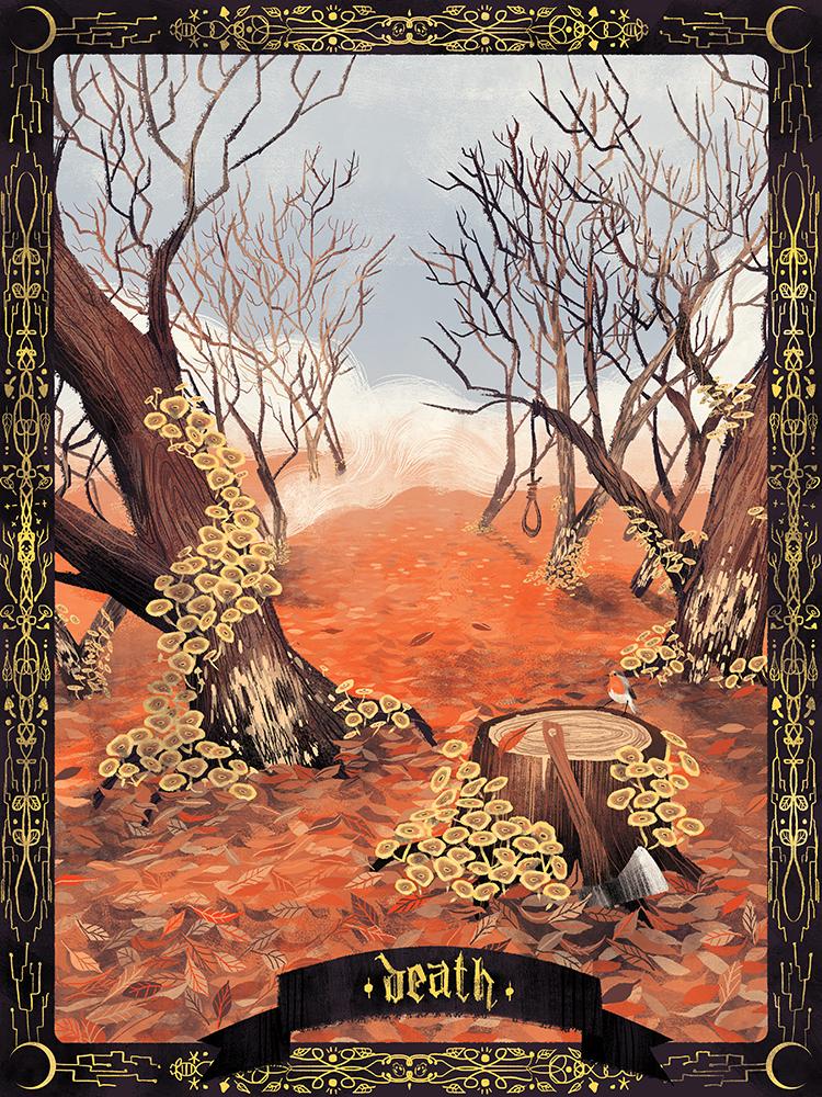 """A Sweet Death"" by Chervelle Fryer"