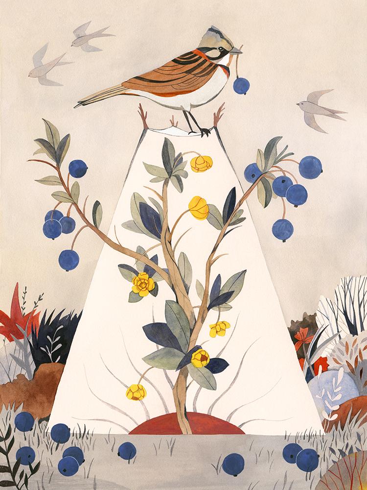 """Koonex And The Birds"" by Luisa Rivera"