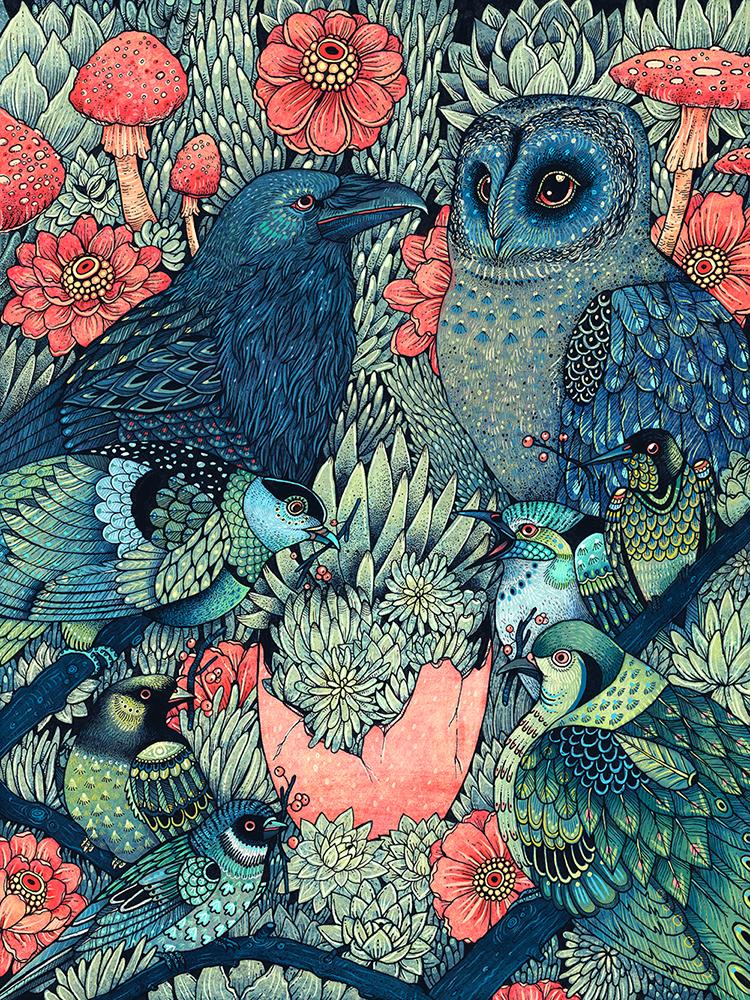 """Flourish"" by Angela Rizza"