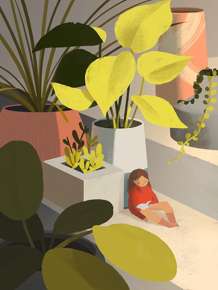 """""""Secret Garden"""" by Alice Yang"""