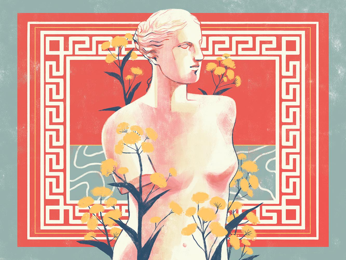 """""""Silphium"""" by Sander B"""