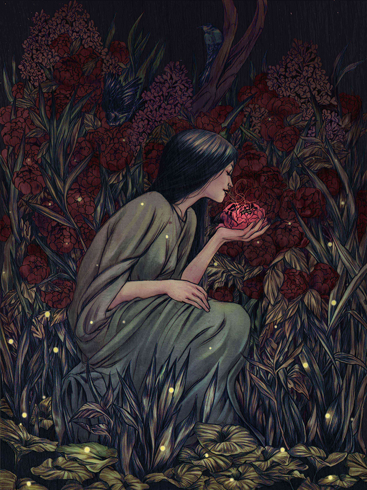 """""""Bloom"""" by Maria Nguyen"""