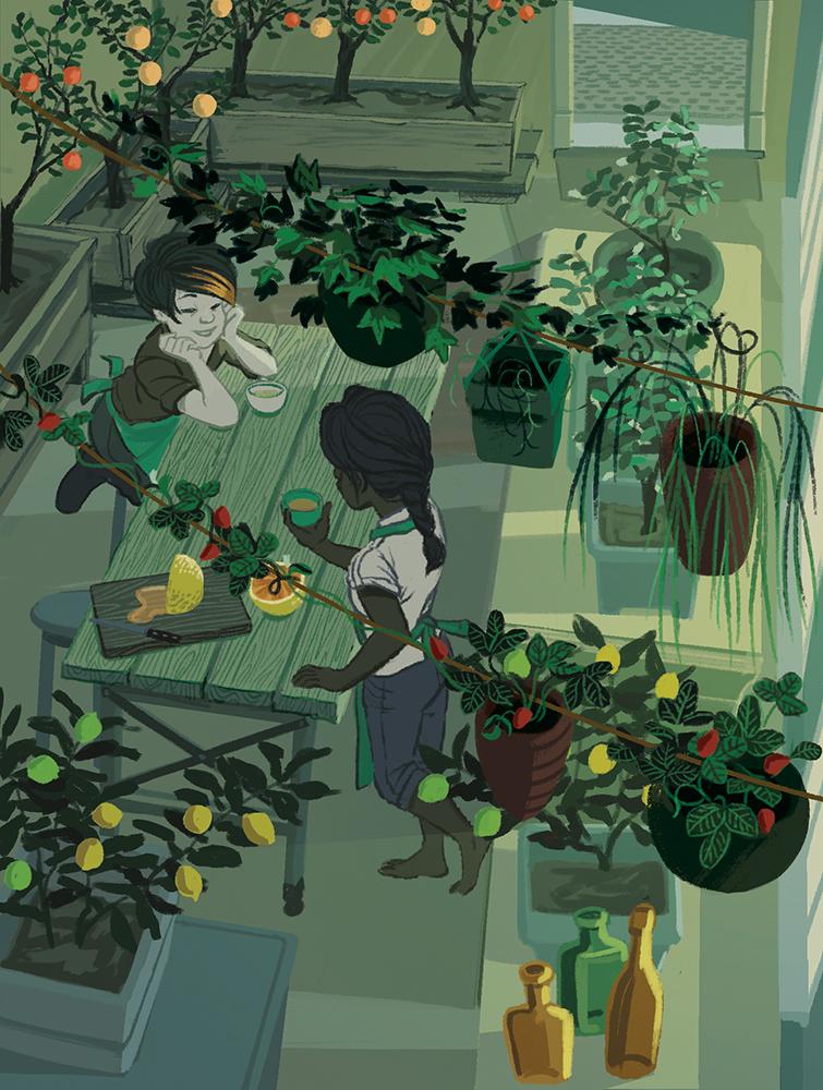 """""""Cultivar"""" by Francesca Buchko"""