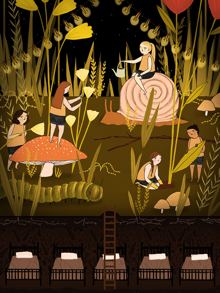 """""""The Story of Root Children"""" by Mai Ly Degnan"""