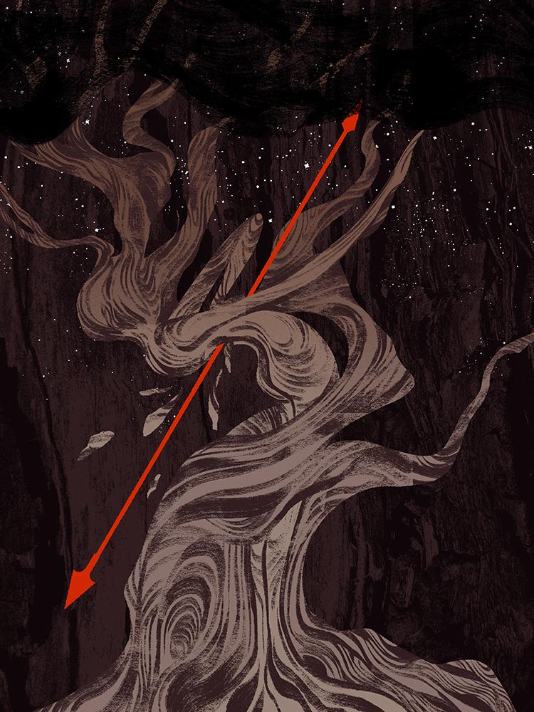 """Death of Prometheus"" by Charlotte Gomez"