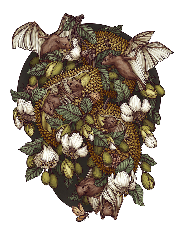 """Pollination"" by Kate O'Hara"