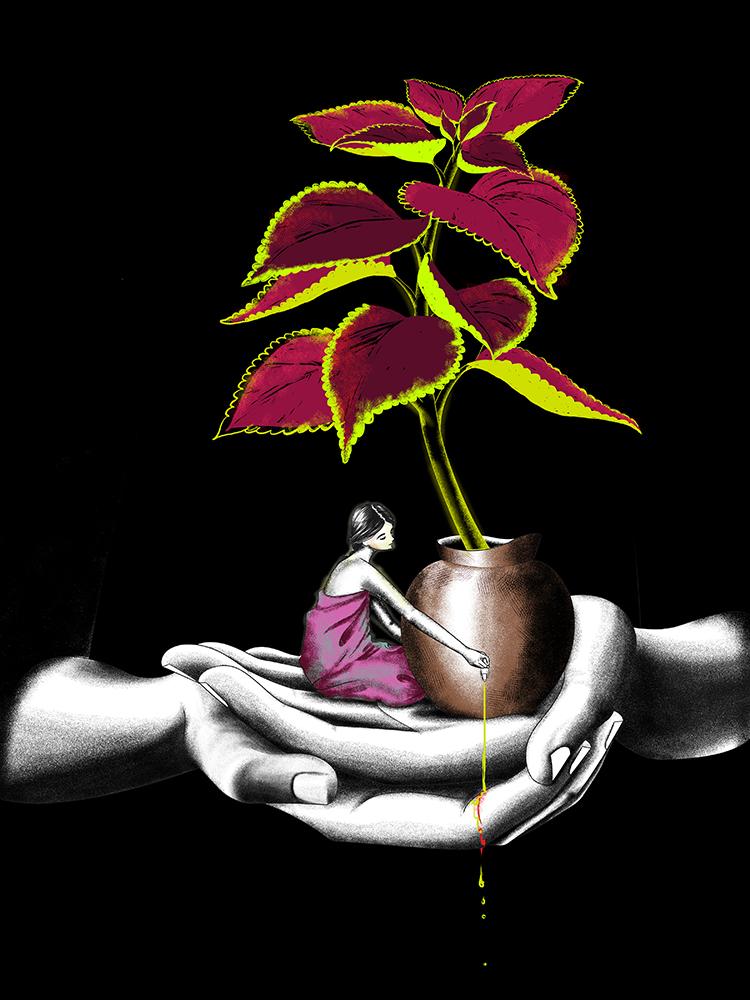 """""""Mayana"""" by Angela Taguiang"""