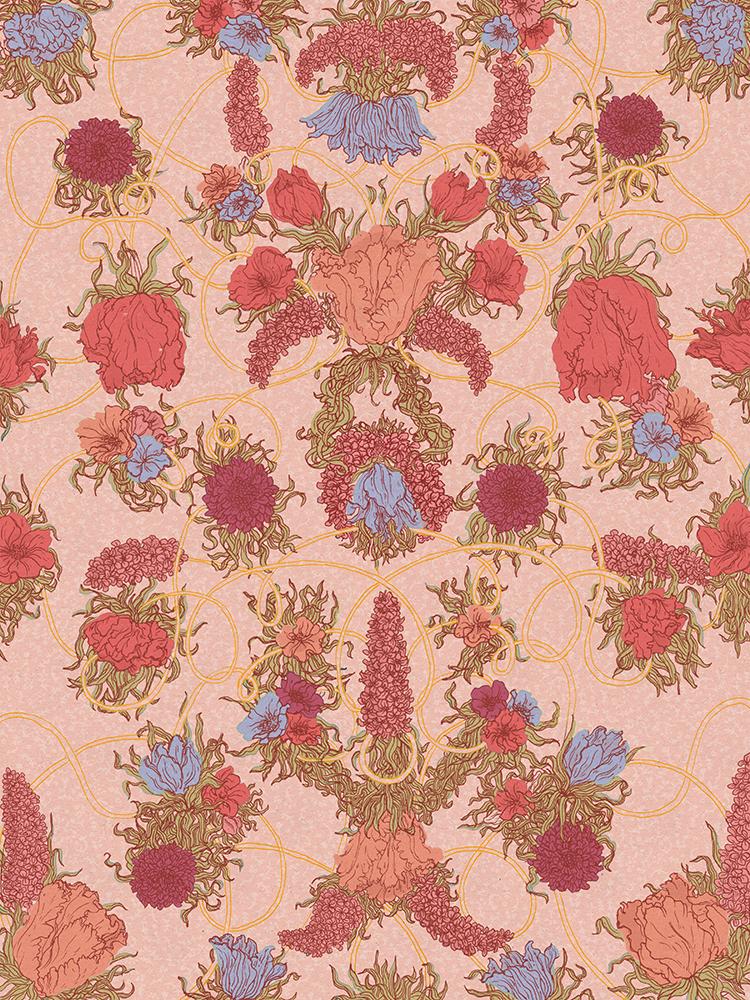 """""""Floral"""" by Meredith Miotke"""