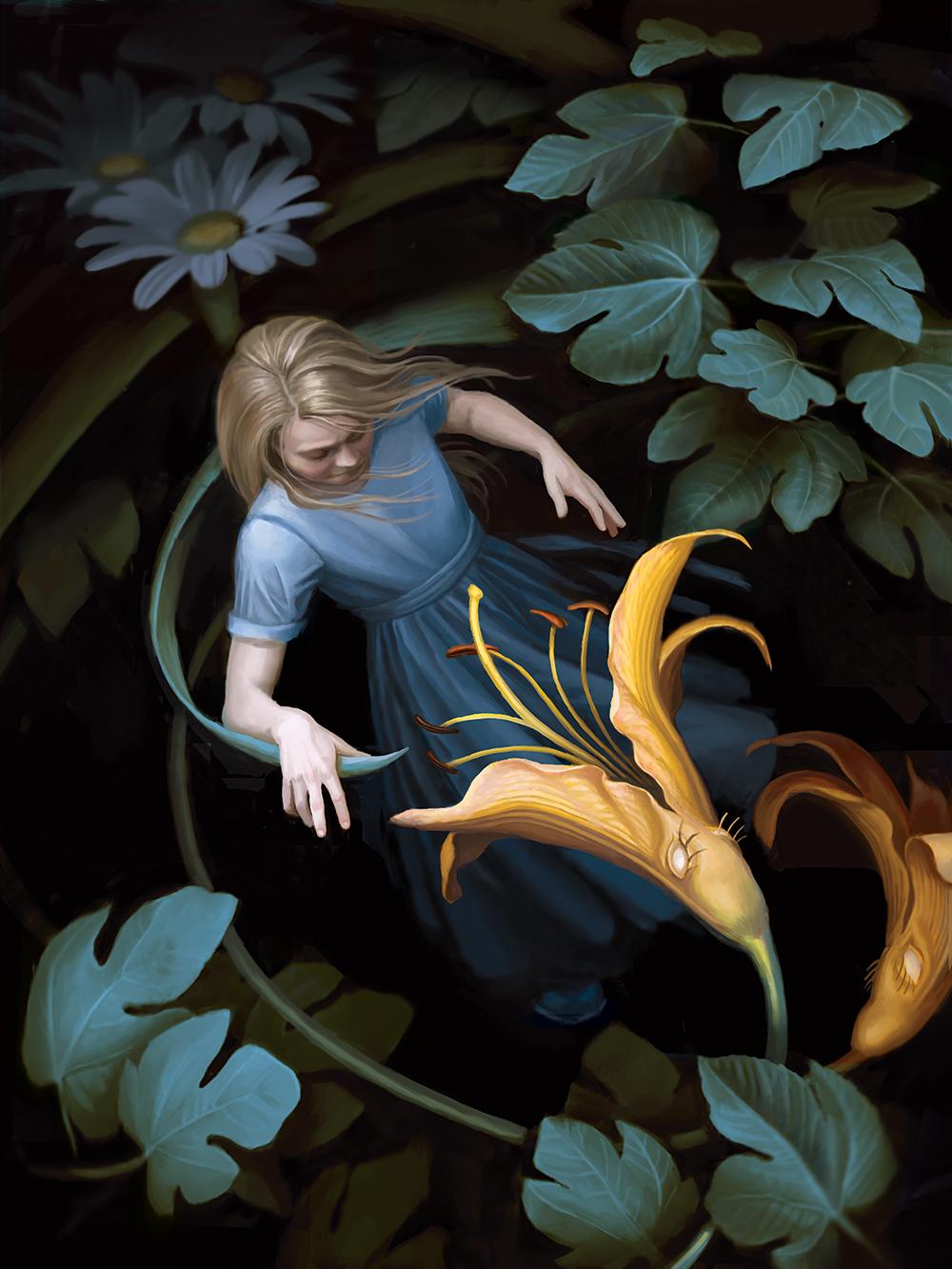 """Alice Garden"" by Dane Cozens"