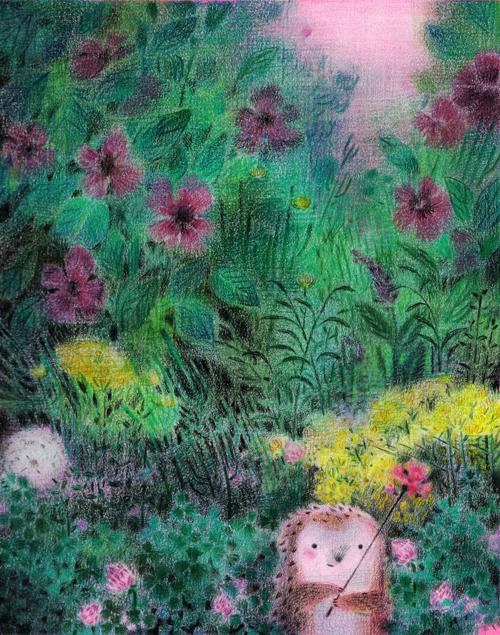 """Garden Keeper"" by Junyi Wu"