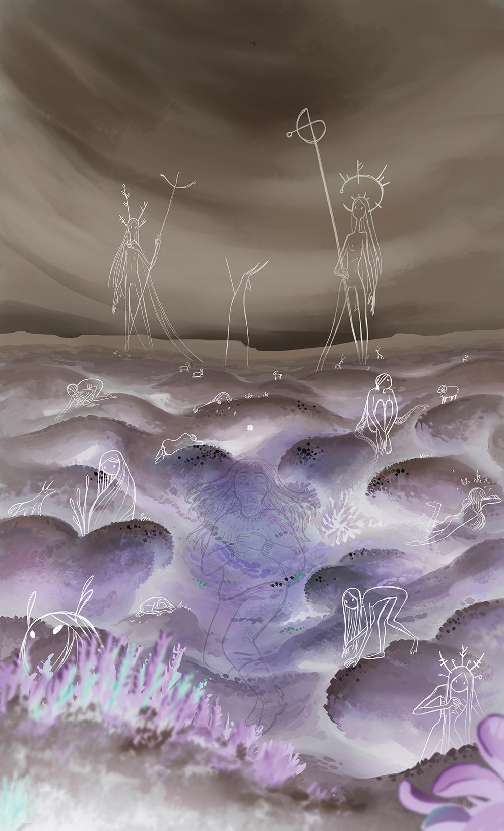 """Near"" by Bridget Underwood"
