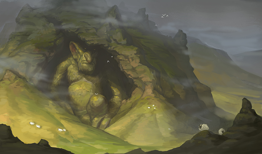"""Troll Hill"" by Andrew Olson"