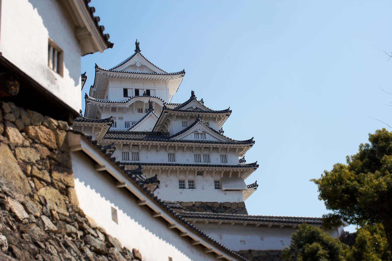 History and culture at Himeji Castle, Photo by Chris Hajny