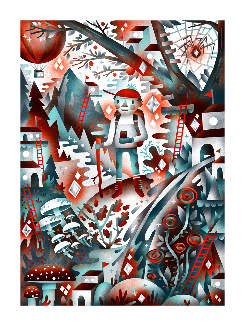 """Peril Ramble"" by Aren Vandenburgh"