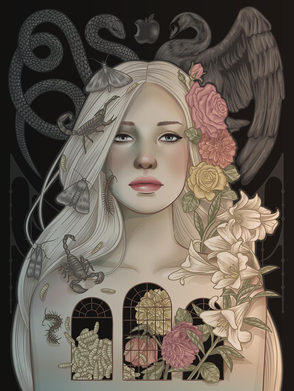 """Flourish or Perish"" by Kelly Wagner"