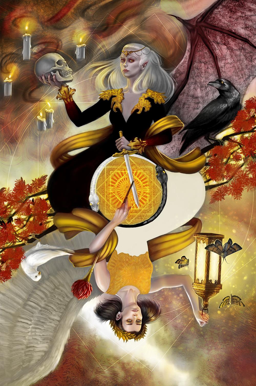 """Vita et Morte"" by Sara K. Diesel"