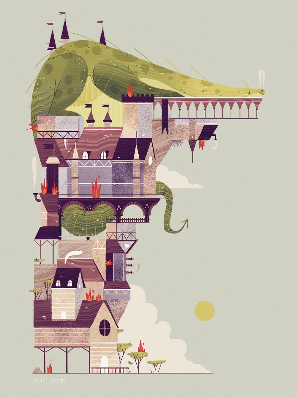 """The Kingdom"" by Rafael Mayani"