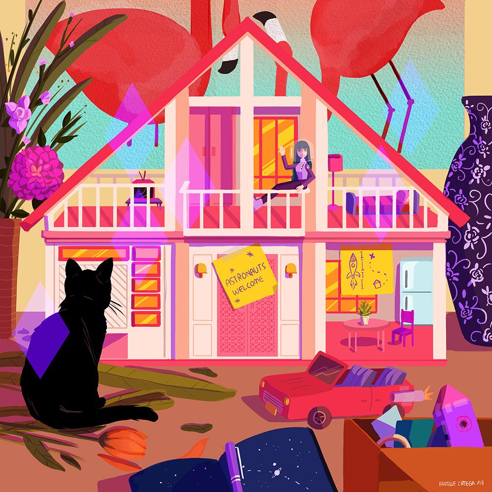 """Dream House"" by Mirelle Ortega"