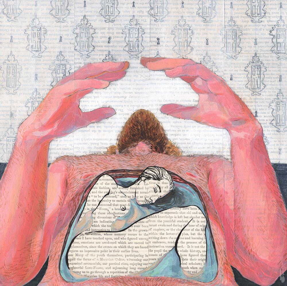 """""""Interiors"""" by Laura Salgarolo"""
