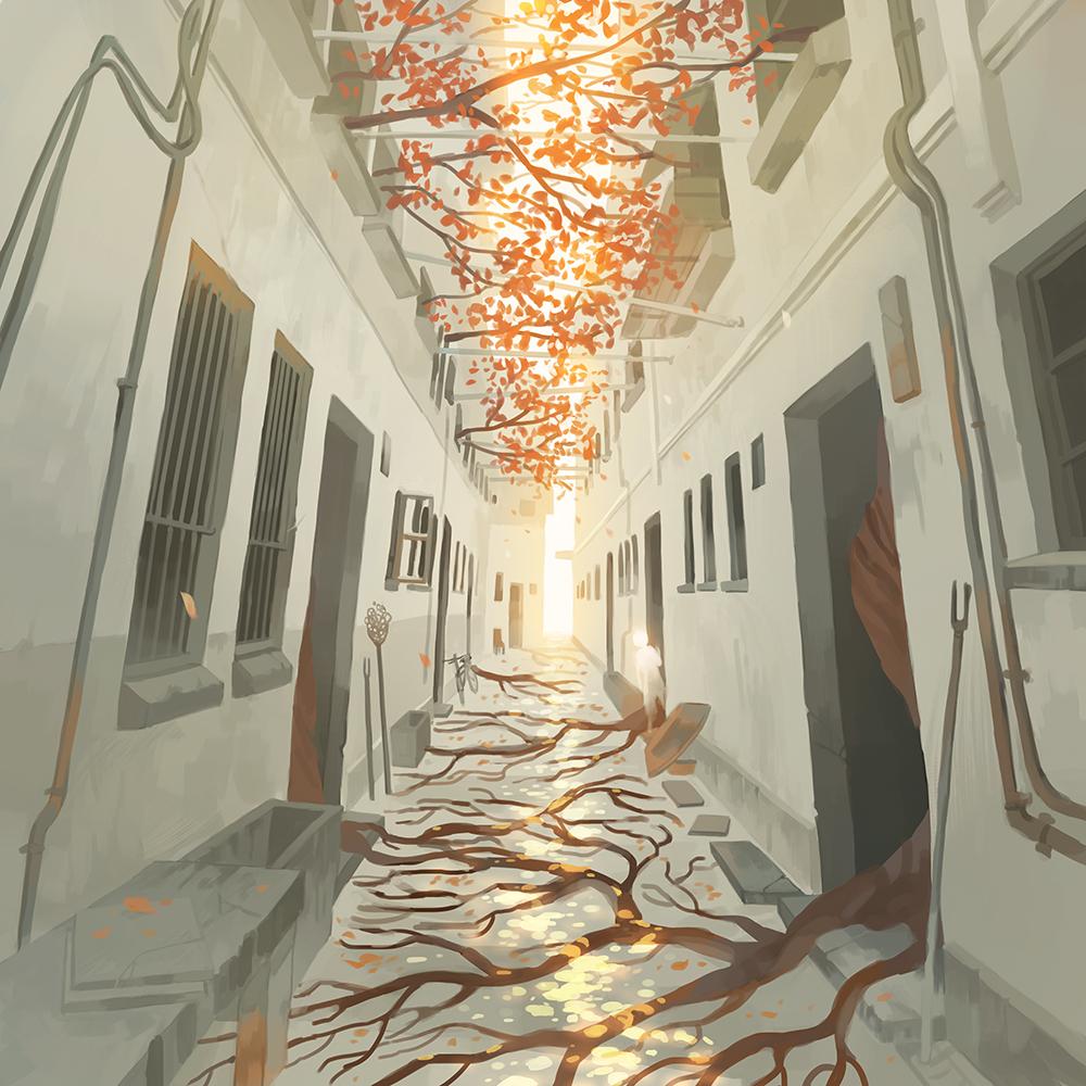 """""""origin"""" by Yan Qin Weng"""
