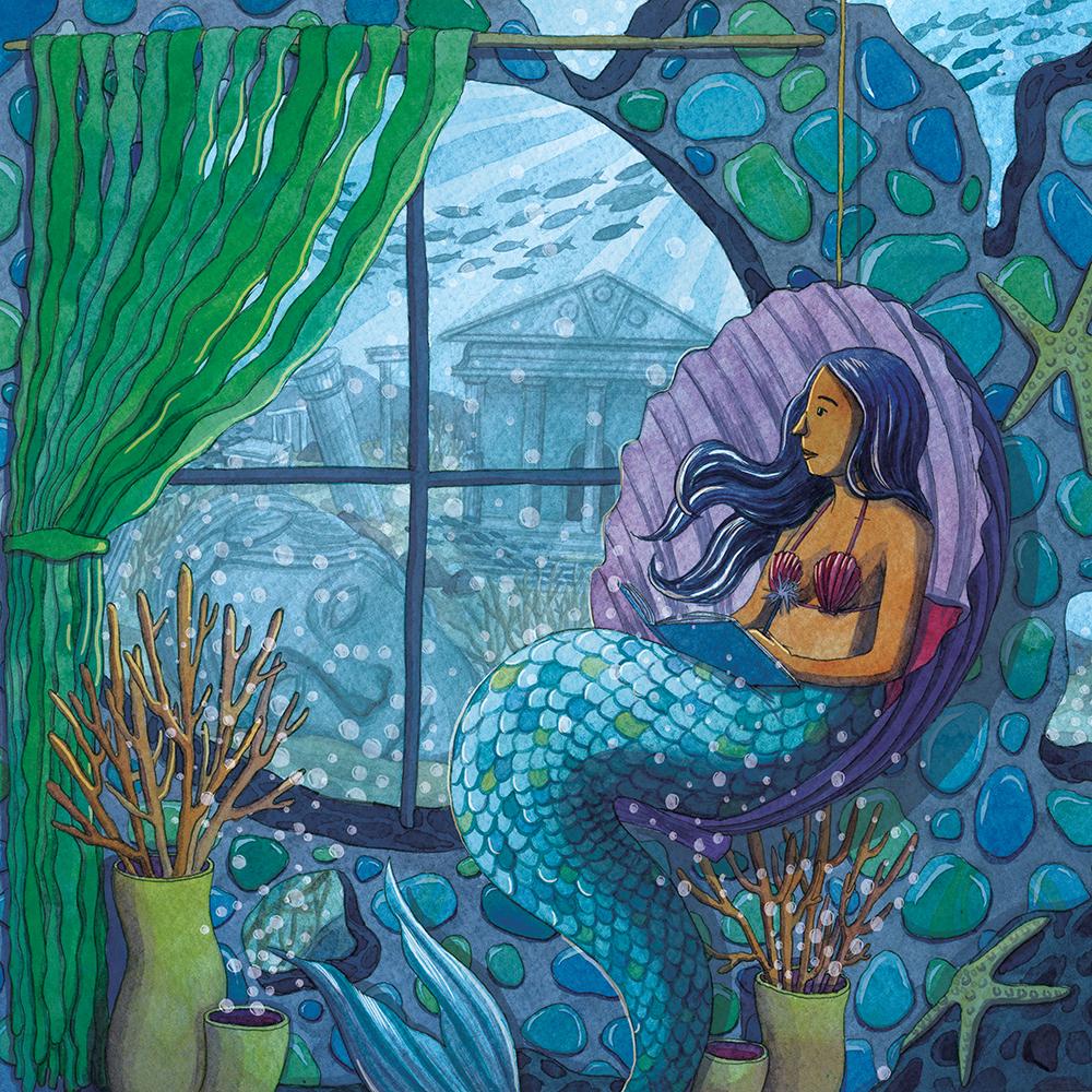 """""""Atlantis"""" by Molly Walsh"""