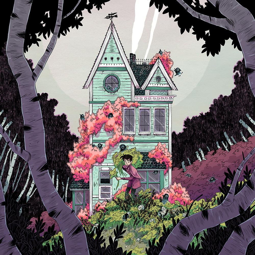 """""""Birdhouse"""" by Michelle Lamoreaux"""