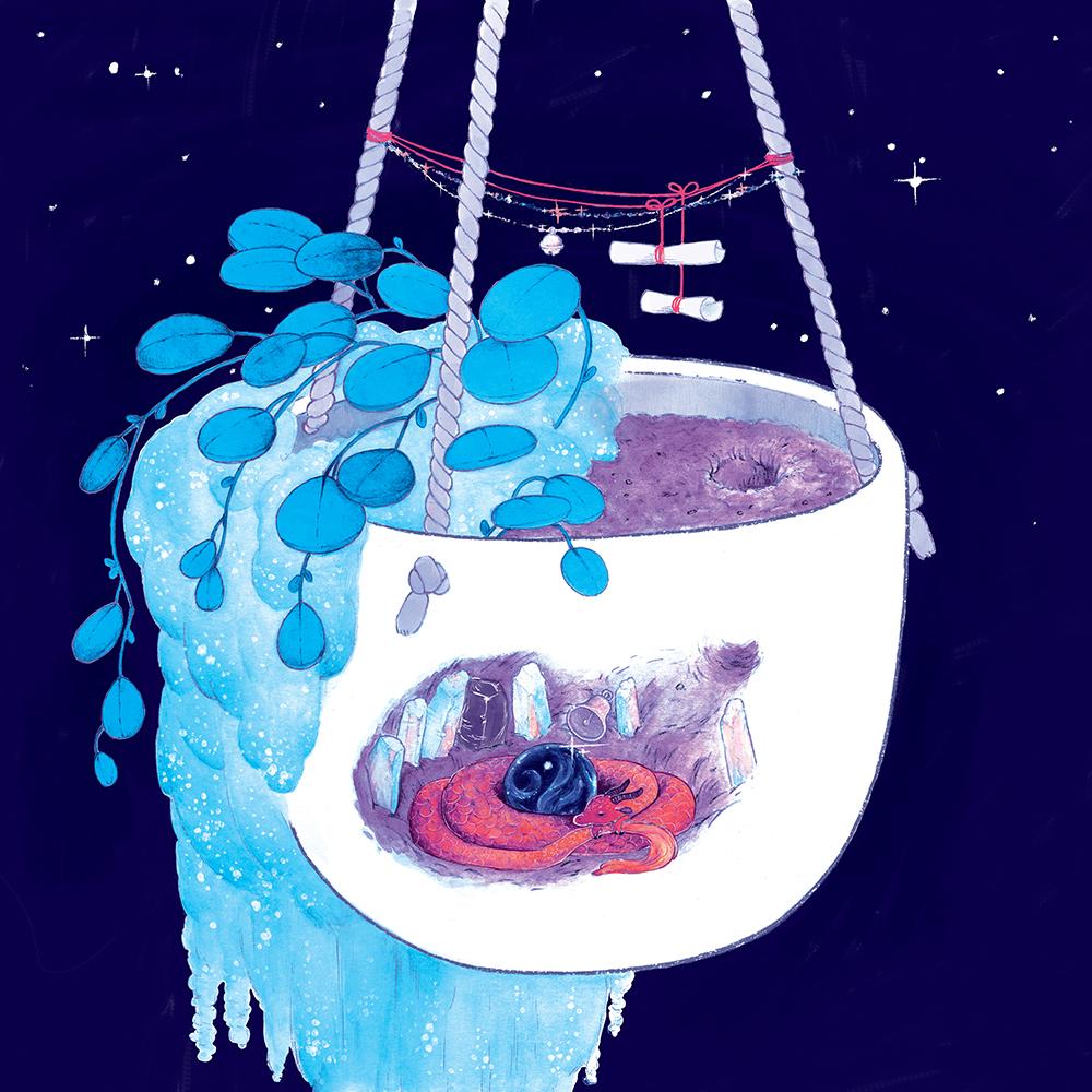 """The Resident"" by Darla Okada"