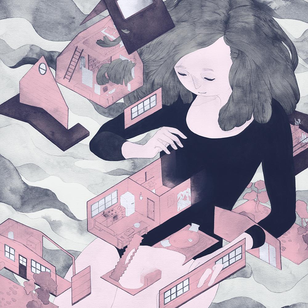 """Happyplace"" by Kristin Siegel"