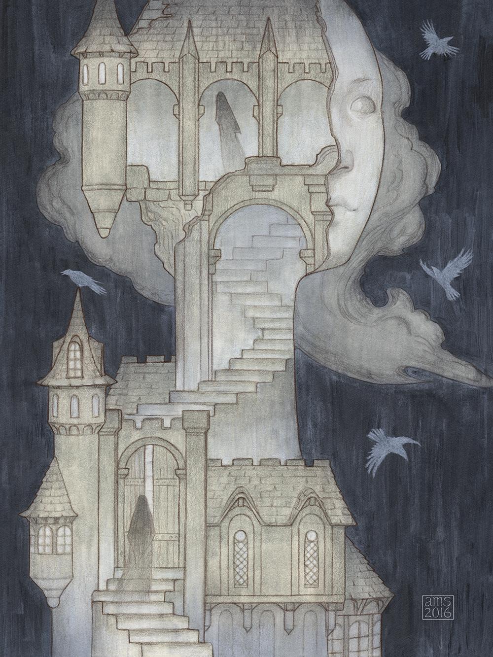 """Endless Edifice"" by Amanda Sartor"