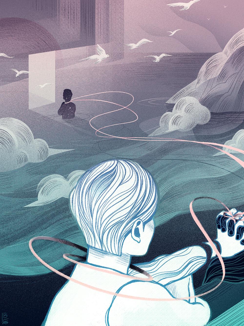 """String"" by Lauren Baldo"