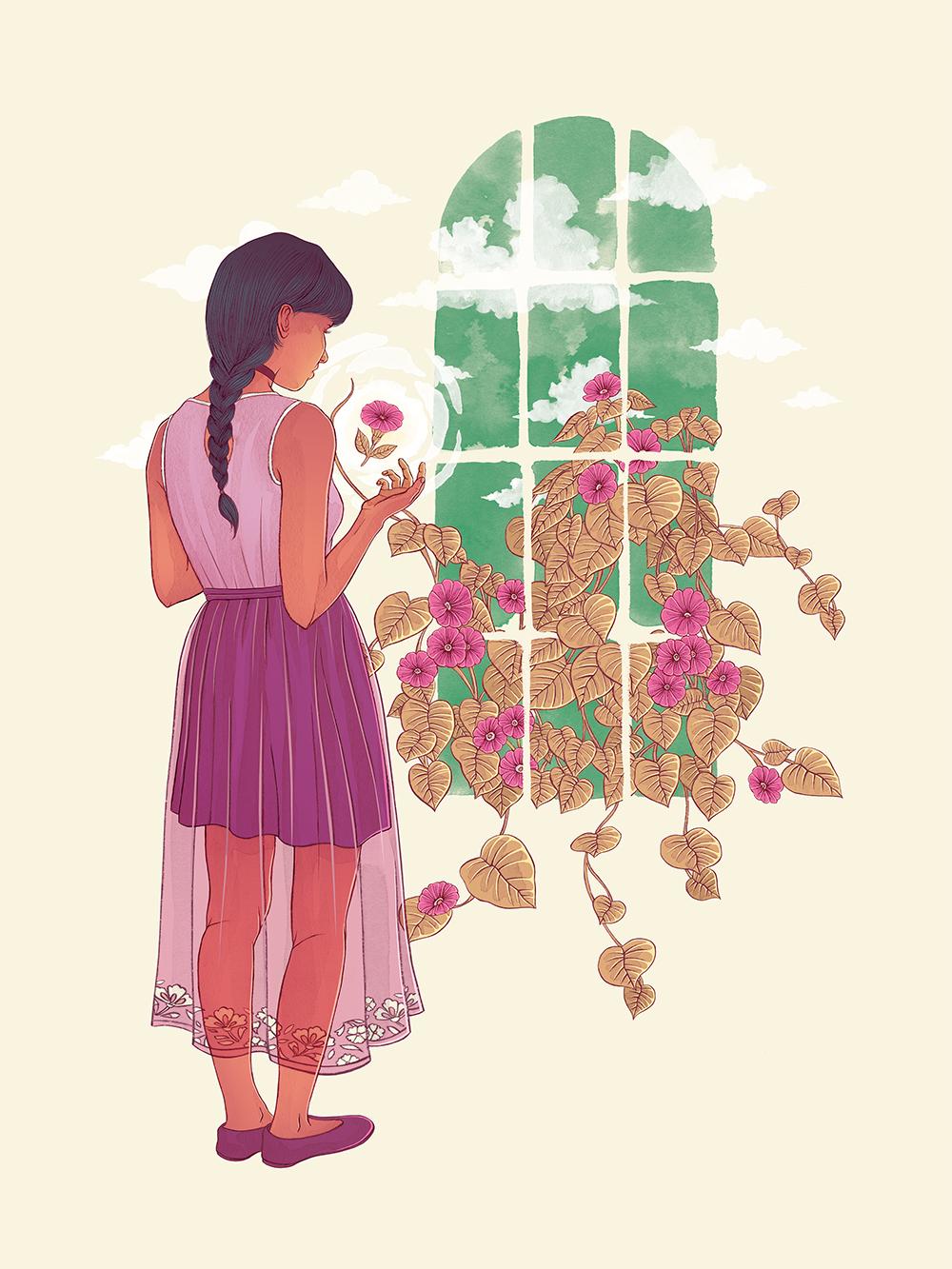 """""""Window"""" by Stephanie Singleton"""