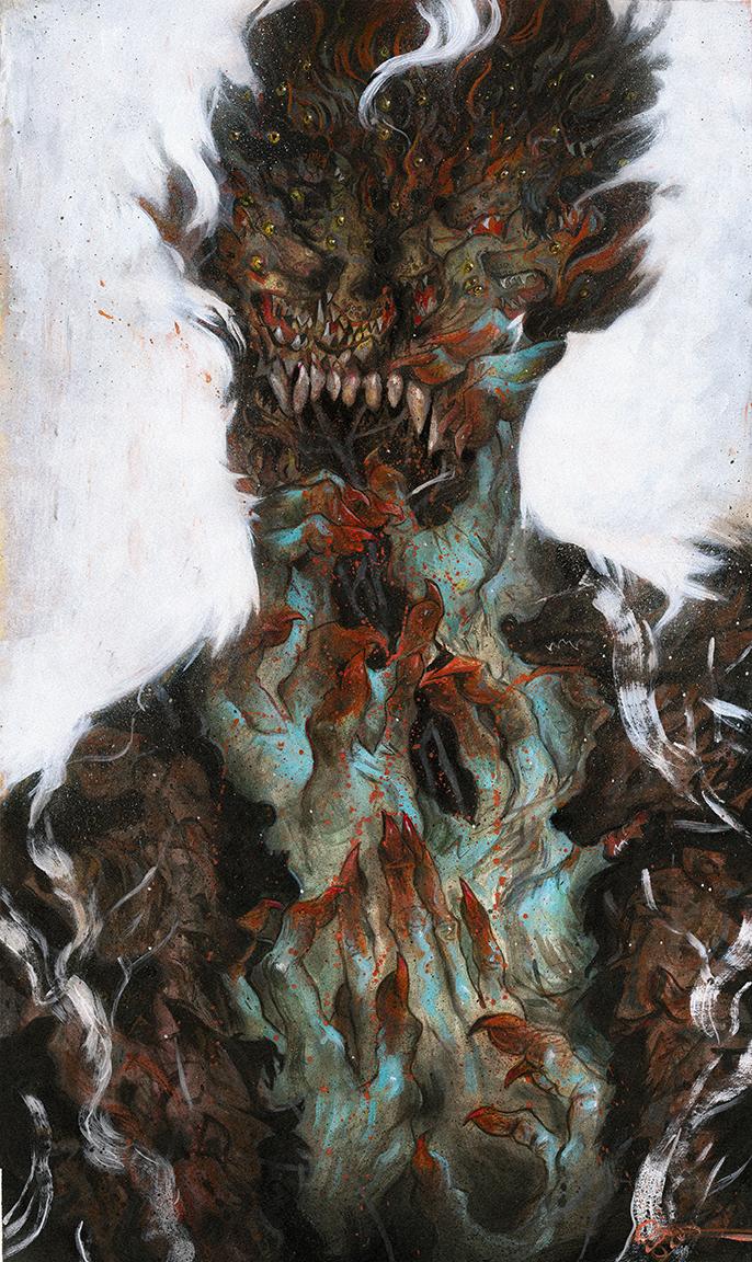 """Skinwalker"" by Sishir Bommakanti"