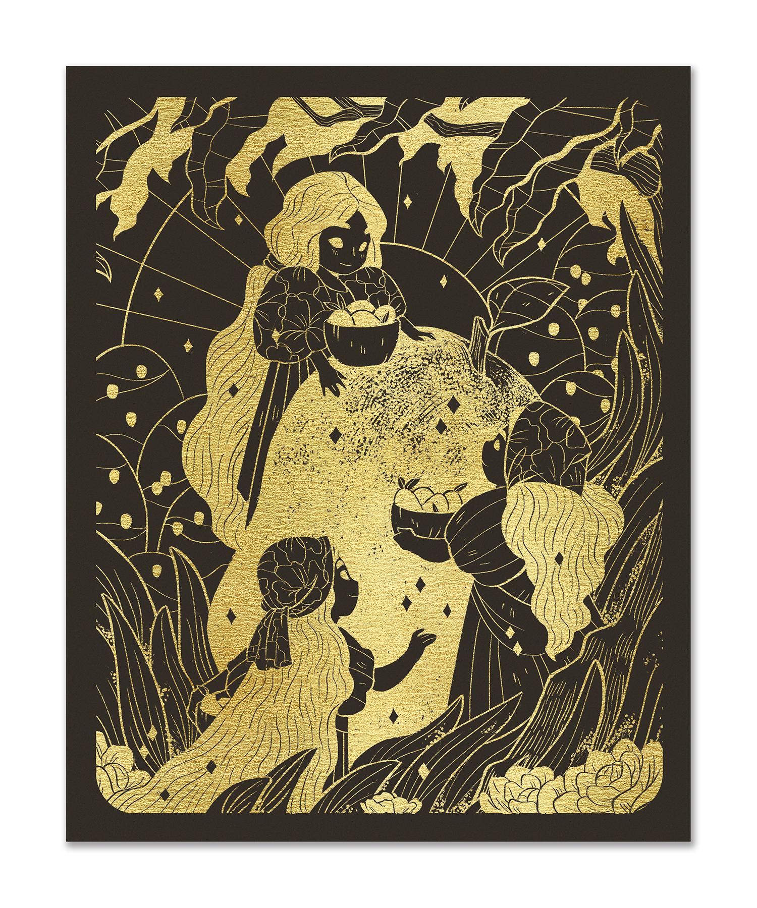"""""""The Harvest"""" by Christine Almeda"""