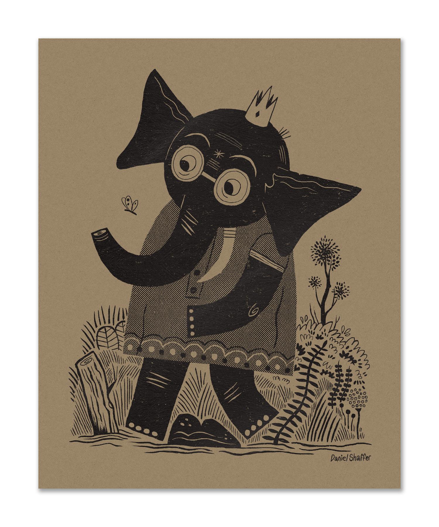 """""""Ganesh"""" by Daniel Shaffer"""