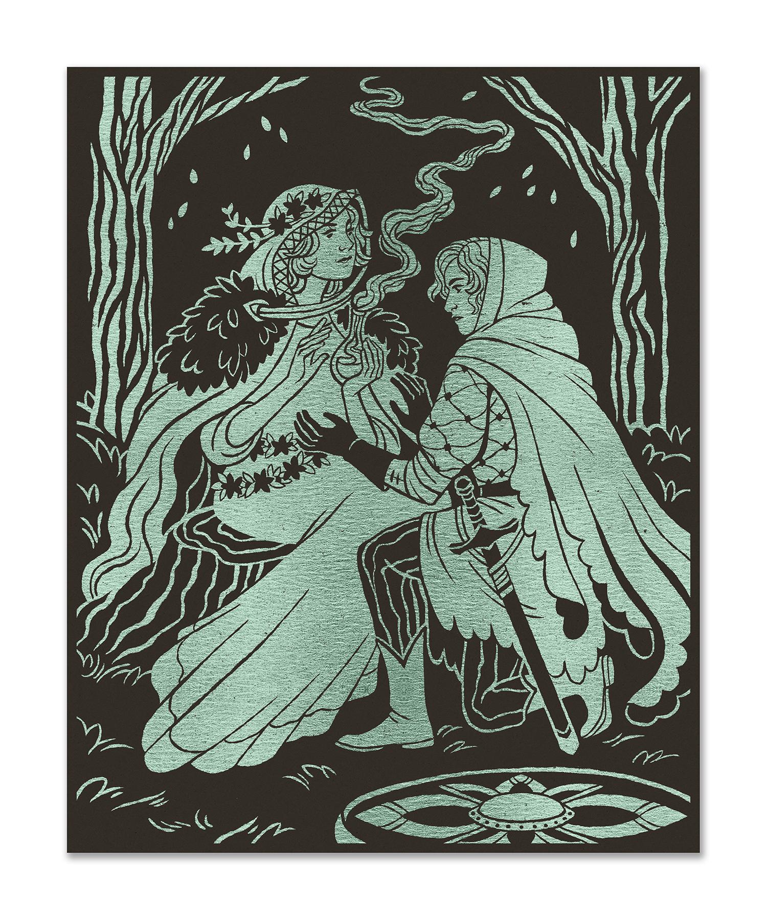 """Elixir"" by Emily Cheeseman"