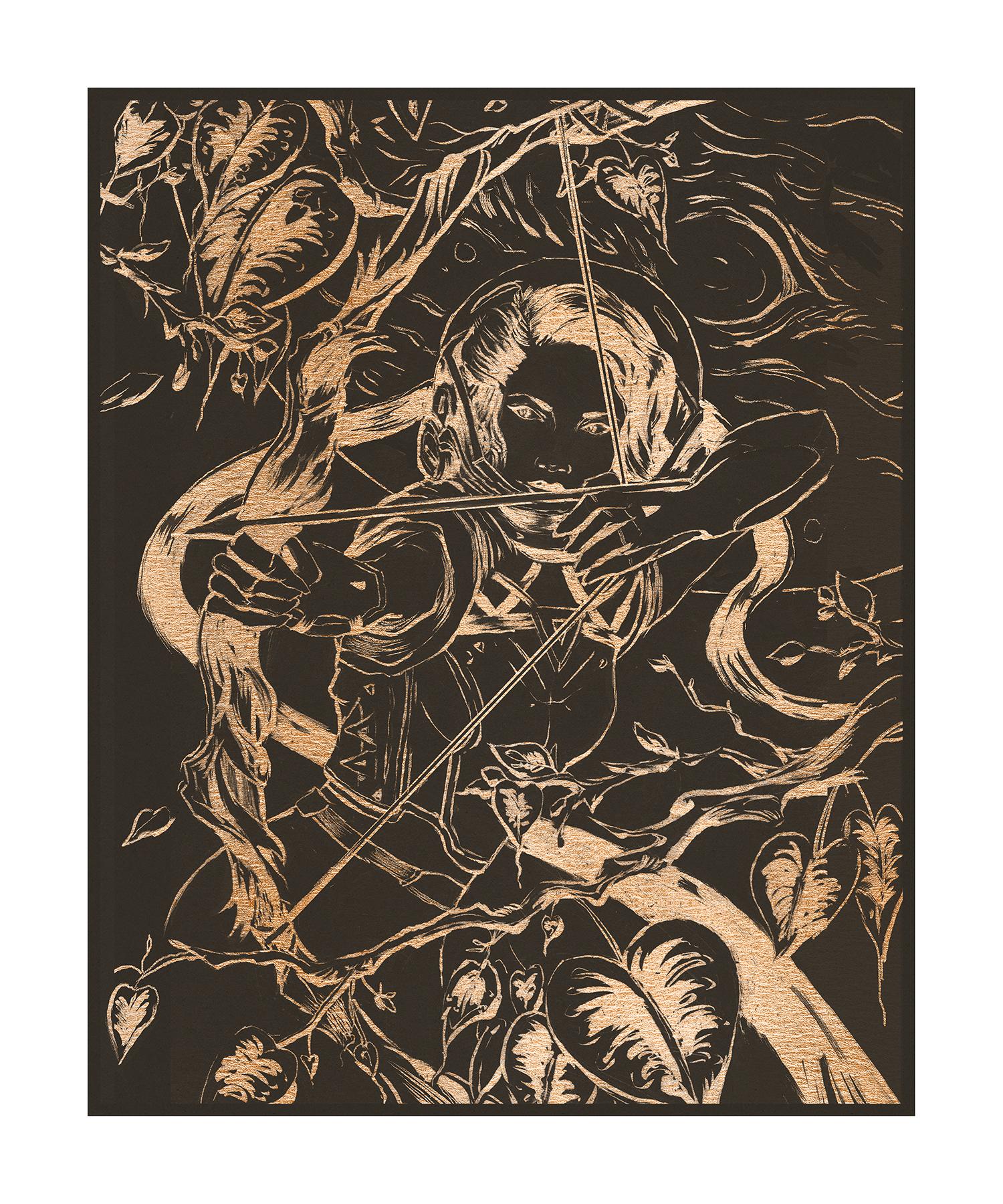 """Jupiter Rising"" by Jenn Ravenna"