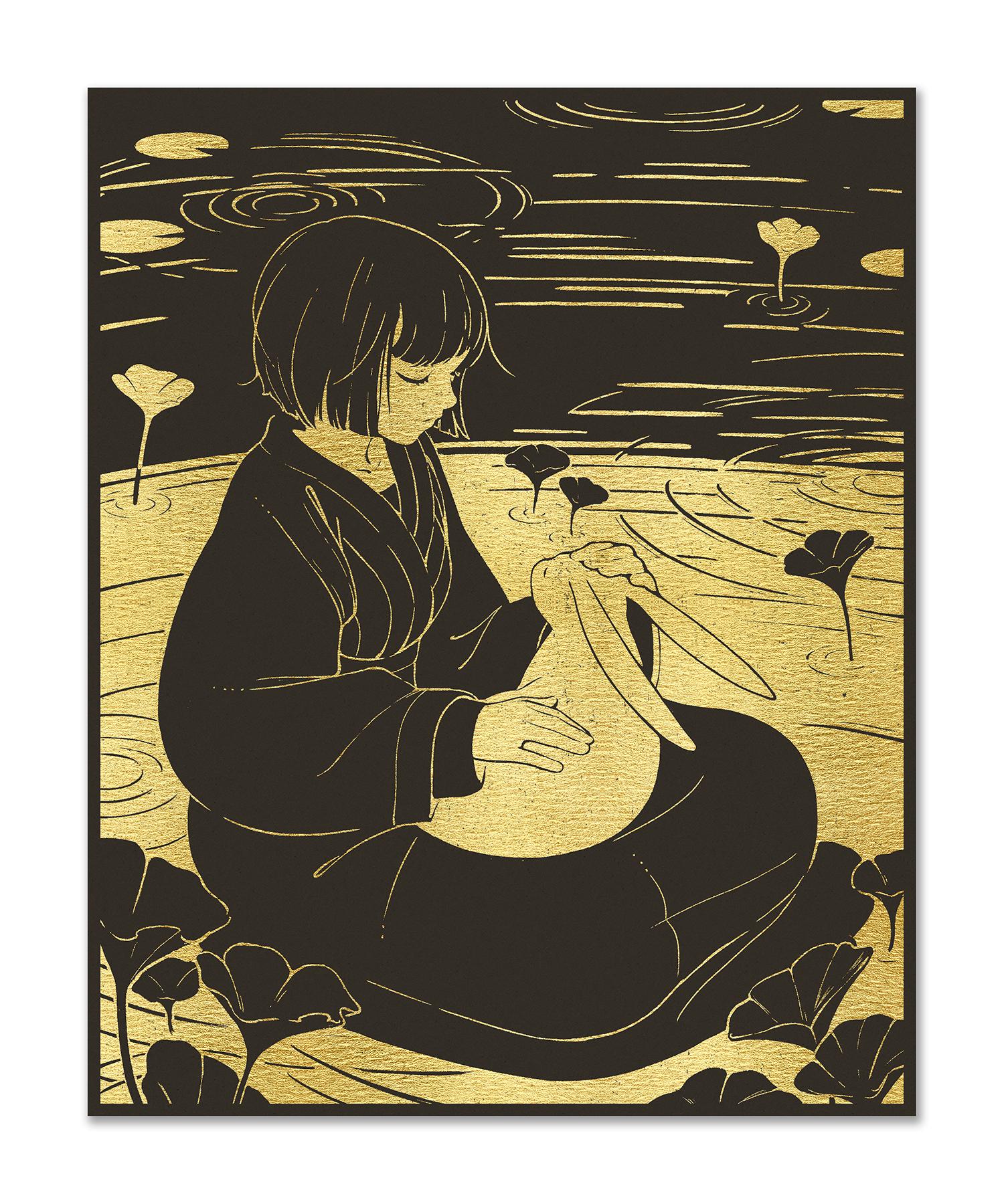 """""""Moon Rabbit"""" by Kevin Hong"""